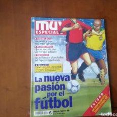 Coleccionismo deportivo: REVISTA MUY ESPECIAL. MUY INTERESANTE. 1998 MUNDIAL Y..... Lote 187578027