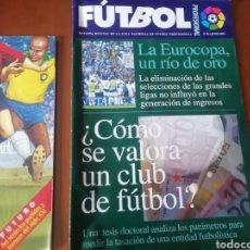 Coleccionismo deportivo: REVISTA LIGA FÚTBOL PROFESIONAL. JUNIO 2004.. Lote 187578341