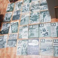 Coleccionismo deportivo: LOTE 26 REVISTA BARCELONISTA R.B 1979. Lote 188423820