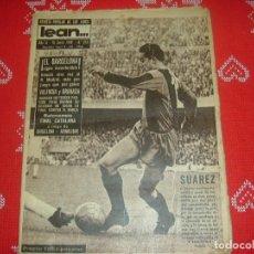 Coleccionismo deportivo: (LLL)LEAN(15-6-59) !!! BARÇA 3 R.MADRID 1 !!! SAMITIER SE VA AL MADRID. Lote 189644952