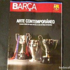 Coleccionismo deportivo: REVISTA OFICIAL FC BARCELONA 2009. Lote 190055581