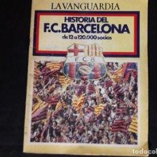Coleccionismo deportivo: LA VANGUARDIA - FC BARCELONA 1984. Lote 190057266