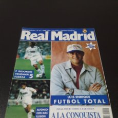 Coleccionismo deportivo: REAL MADRID N° 67. ABRIL 1995.. Lote 190233682
