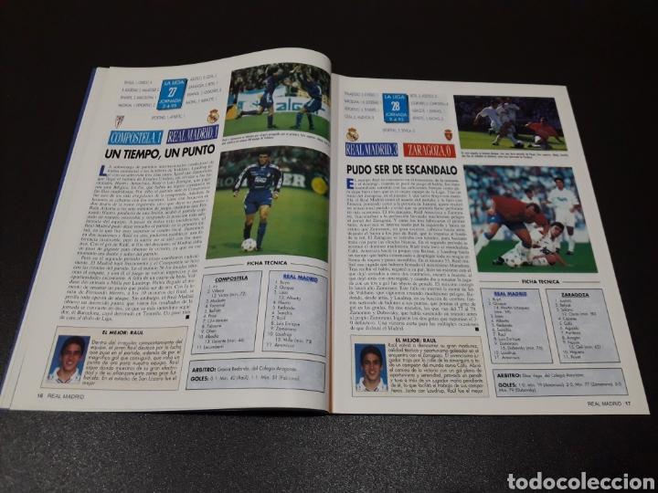 Coleccionismo deportivo: REAL MADRID N° 68. MAYO 1995. - Foto 5 - 190234442