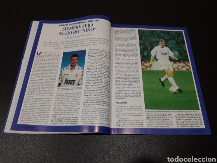 Coleccionismo deportivo: REAL MADRID N° 68. MAYO 1995. - Foto 8 - 190234442