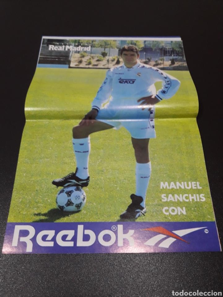 Coleccionismo deportivo: REAL MADRID N° 68. MAYO 1995. - Foto 10 - 190234442