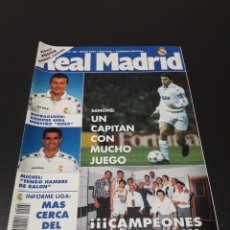 Coleccionismo deportivo: REAL MADRID N° 68. MAYO 1995.. Lote 190234442