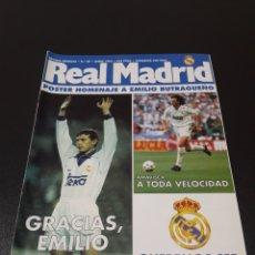 Coleccionismo deportivo: REAL MADRID N° 69. JUNIO 1995.. Lote 190234961