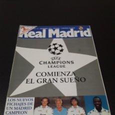 Coleccionismo deportivo: REAL MADRID N° 71. SEPTIEMBRE 1995.. Lote 190237062