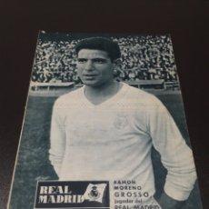Coleccionismo deportivo: REAL MADRID N° 173. OCTUBRE 1964.. Lote 190352516