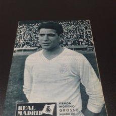 Coleccionismo deportivo: REAL MADRID N° 173. OCTUBRE 1964.. Lote 190446403
