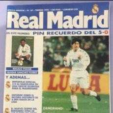 Coleccionismo deportivo: REVISTA REAL MADRID, NUMERO 65. Lote 190525290