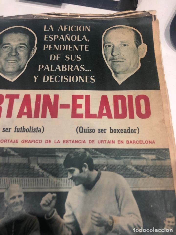 Coleccionismo deportivo: RB revista barcelonista - Foto 3 - 190528401