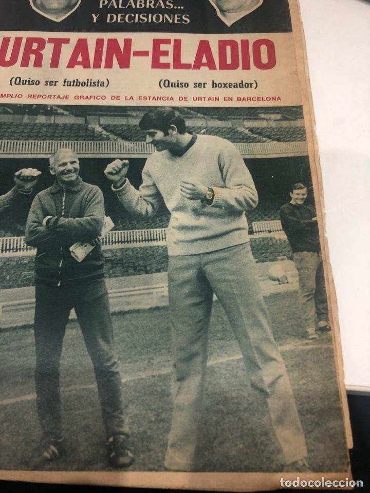Coleccionismo deportivo: RB revista barcelonista - Foto 5 - 190528401