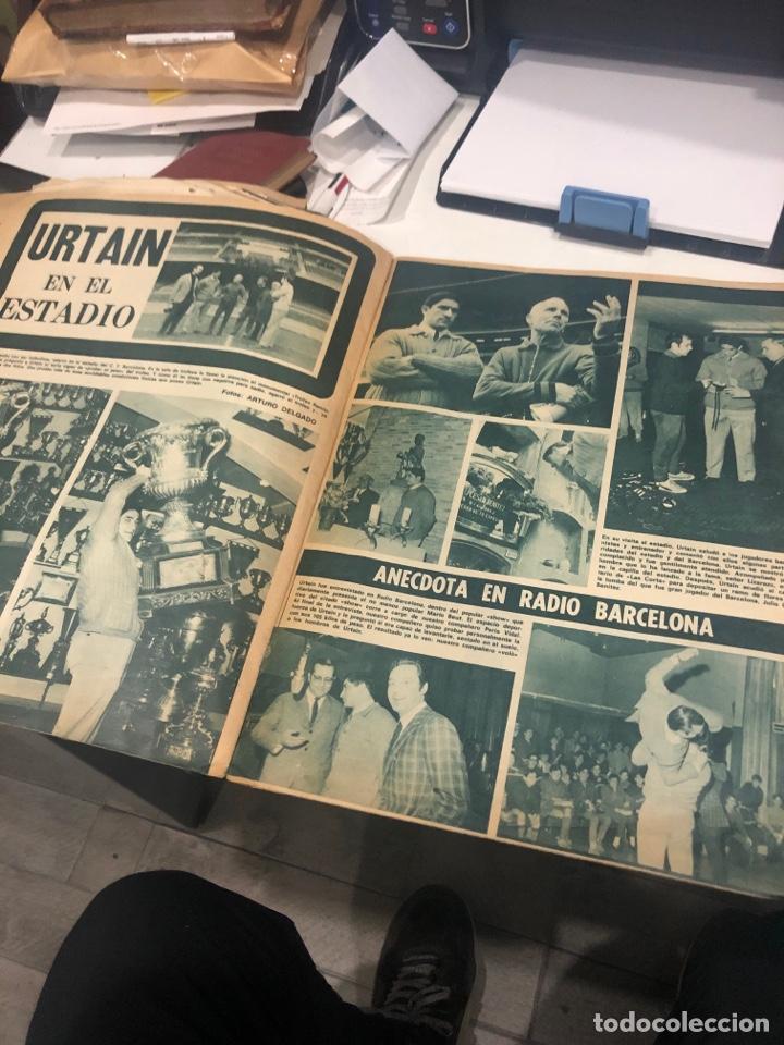Coleccionismo deportivo: RB revista barcelonista - Foto 6 - 190528401