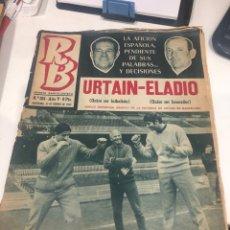 Coleccionismo deportivo: RB REVISTA BARCELONISTA. Lote 190528401