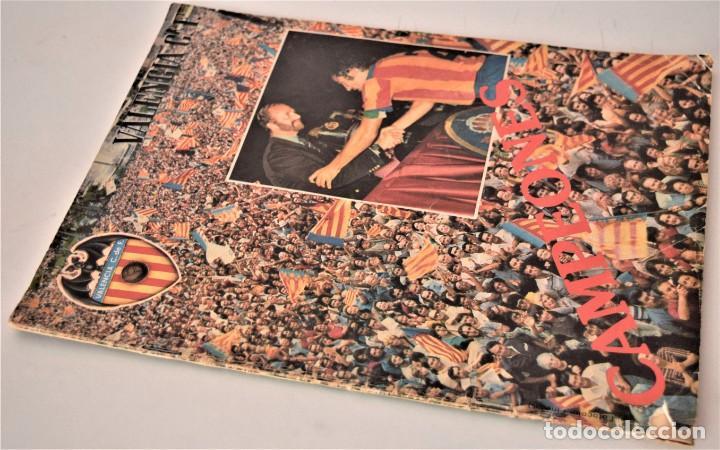 REVISTA MENSUAL VALENCIA CLUB DE FÚTBOL Nº 30-31 VERANO 1979 - CAMPEONES COPA DEL REY (VER DESCRIPC) (Coleccionismo Deportivo - Revistas y Periódicos - otros Fútbol)