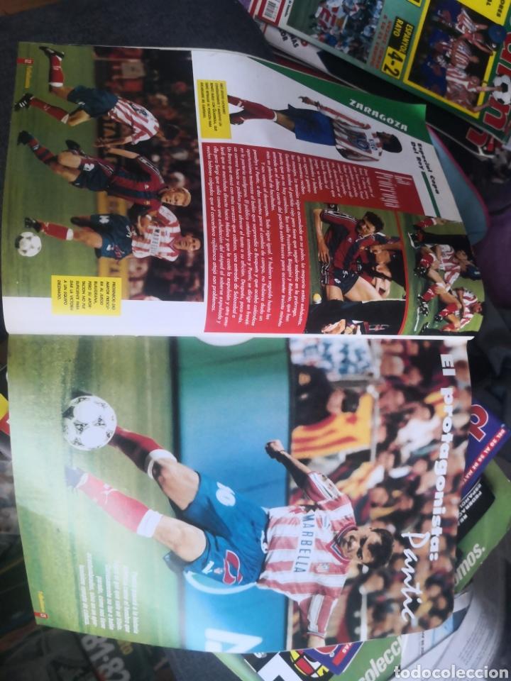 Coleccionismo deportivo: Futbolmania N°2,especial Atlético de Madrid, At., con Póster en interior intacto. - Foto 3 - 190844171