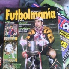Coleccionismo deportivo: FUTBOLMANIA N°2,ESPECIAL ATLÉTICO DE MADRID, AT., CON PÓSTER EN INTERIOR INTACTO.. Lote 190844171