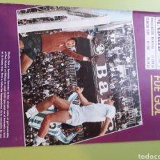 Coleccionismo deportivo: 297 FEBRERO 1975 REVISTA REAL MADRID PUBLICACIÓN MENSUAL. Lote 191277156