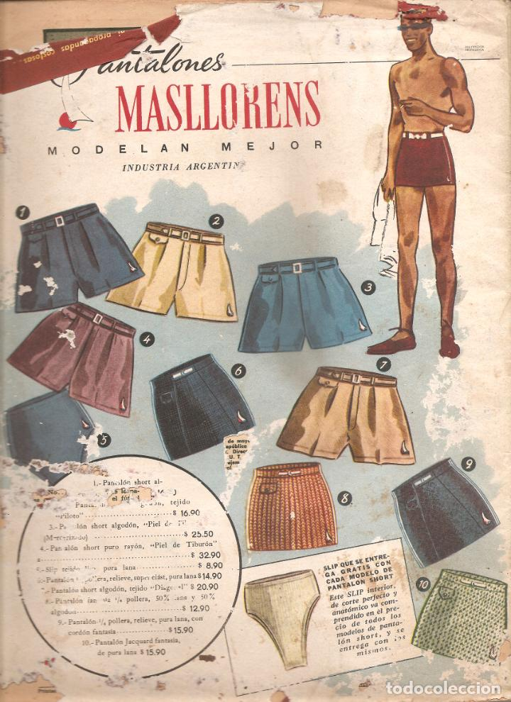Coleccionismo deportivo: 872. EL GRAFICO 30 DE NOVIEMBRE DE 1945. - Foto 2 - 191298835