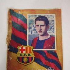 Coleccionismo deportivo: REVISTA C.F BARCELONA Nº 12 - 20 DE FEBRERO 1954. Lote 191619390