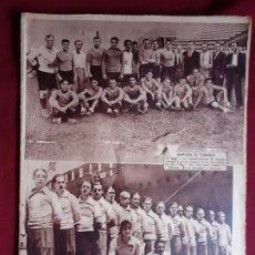 Coleccionismo deportivo: REVISTA CAMPEÓN 76 DE 1934. Lote 191639868