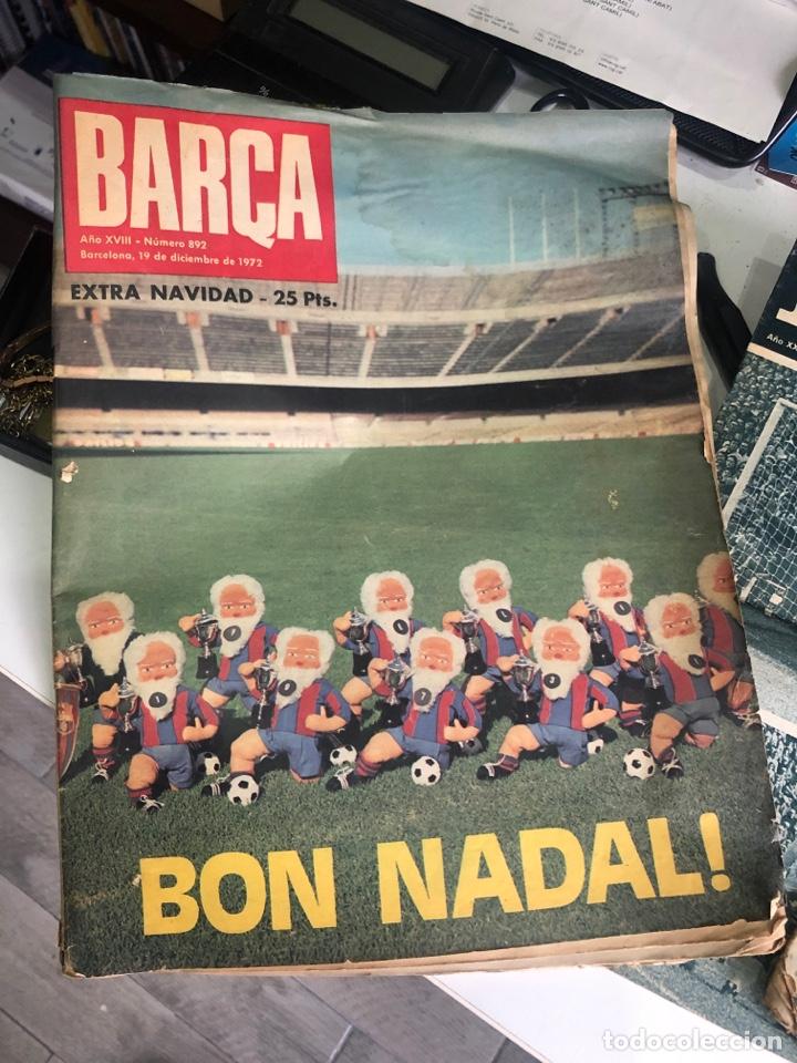 Coleccionismo deportivo: FC Barcelona - Foto 2 - 191704496