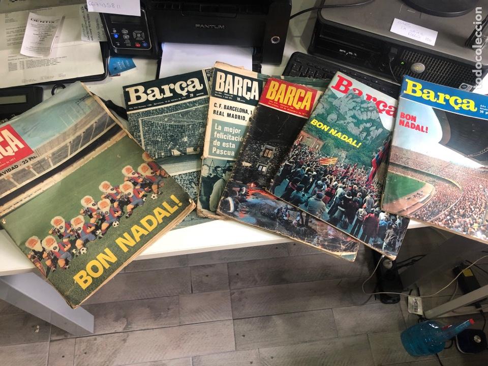 FC BARCELONA (Coleccionismo Deportivo - Revistas y Periódicos - otros Fútbol)