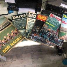 Coleccionismo deportivo: FC BARCELONA. Lote 191704496