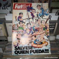 Collectionnisme sportif: REVISTA FUTGOL : SALVESE QUIEN PUEDA ( BARÇA, ,NUM 15 1988. Lote 192569631