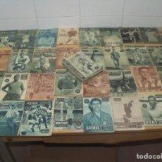Coleccionismo deportivo: 71 EJEMPLARES ÍDOLOS DEL DEPORTE, ENTRE EL Nº 1 Y EL 111. Lote 193616452