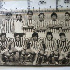 Coleccionismo deportivo: (RECORTE PRENSA)BETIS RECOPA AÑO 1977-78 PLANTILLA EUROBETIS PARA CUARTOS.. Lote 194199247