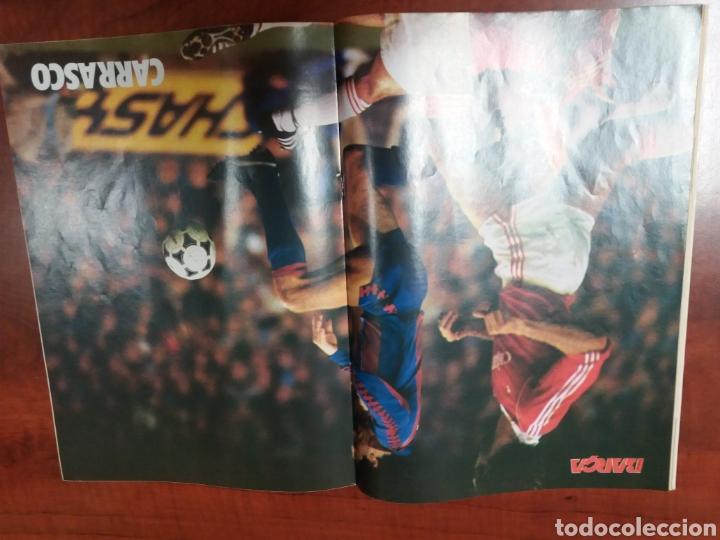 Coleccionismo deportivo: Revista Barça Maradona Lobo Carrasco 1984 - Foto 3 - 194242761