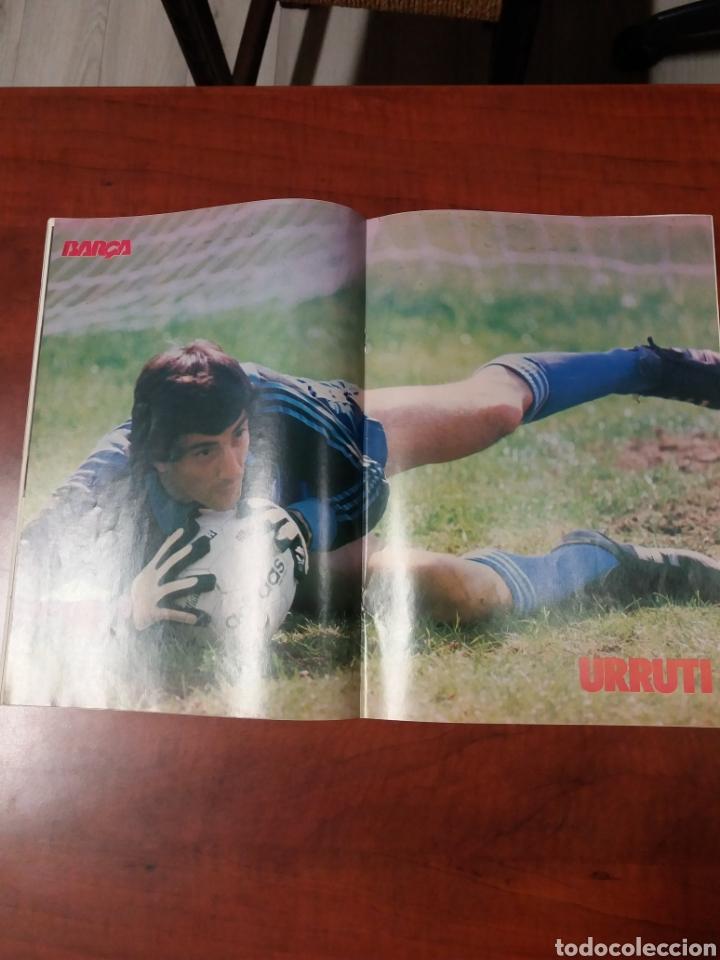 Coleccionismo deportivo: Revista Barça 1984 - Foto 3 - 194242915
