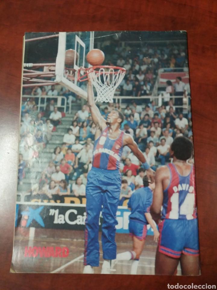 Coleccionismo deportivo: Revista Barça 1984 - Foto 2 - 194243316