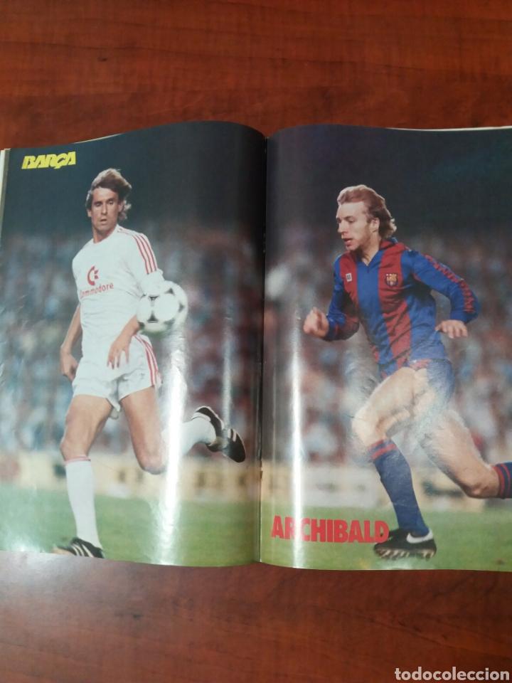 Coleccionismo deportivo: Revista Barça 1984 - Foto 3 - 194243316