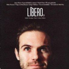 Coleccionismo deportivo: LÍBERO Nº 4 PRIMAVERA 2013. Lote 194260668
