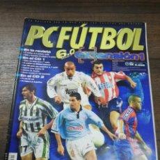 Coleccionismo deportivo: PC FUTBOL. CATALOGO´98. LA REVISTA.. Lote 194574807