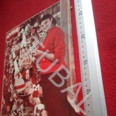 Coleccionismo deportivo: TUBAL BETIS SEVILLA OIGA REVISTA 142 1956 TAUROMAQUIA CINE U6. Lote 194607185