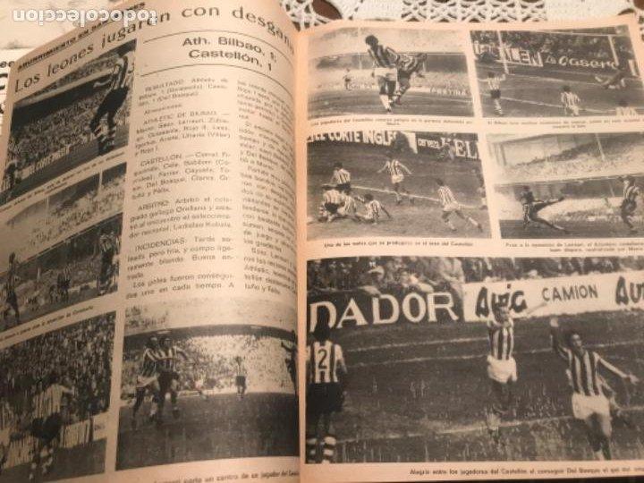 Coleccionismo deportivo: FUTBOL GRAFICO CAMPEONATO DE LIGA 1972 - 73 SEGUNDA VUELTA TOMO 2 AGOSTO 1973 - Foto 3 - 194610741