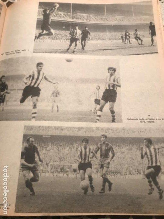 Coleccionismo deportivo: FUTBOL GRAFICO CAMPEONATO DE LIGA 1972 - 73 SEGUNDA VUELTA TOMO 2 AGOSTO 1973 - Foto 5 - 194610741