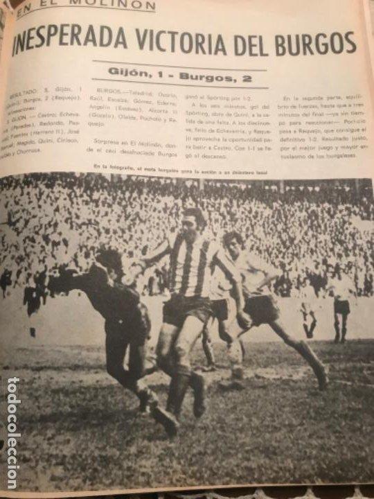 Coleccionismo deportivo: FUTBOL GRAFICO CAMPEONATO DE LIGA 1972 - 73 SEGUNDA VUELTA TOMO 2 AGOSTO 1973 - Foto 6 - 194610741