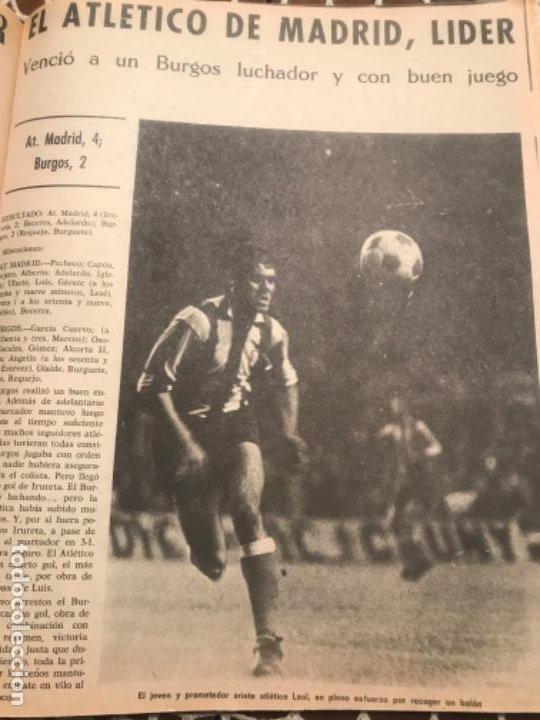 Coleccionismo deportivo: FUTBOL GRAFICO CAMPEONATO DE LIGA 1972 - 73 SEGUNDA VUELTA TOMO 2 AGOSTO 1973 - Foto 7 - 194610741