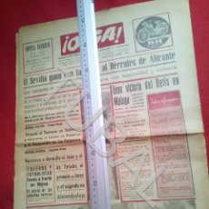 Coleccionismo deportivo: TUBAL BETIS SEVILLA OIGA 92 REVISTA DE FUTBOL 1955. Lote 194615007