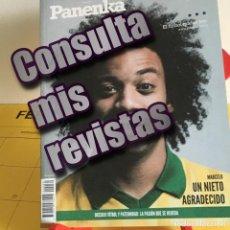 Coleccionismo deportivo: REVISTA PANENKA 30 - UN NIETO AGRADECIDO -. Lote 194744087