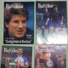 Coleccionismo deportivo: LOTE DIARIS DEL BARCELONA WEMBLEY 92. Lote 194988451