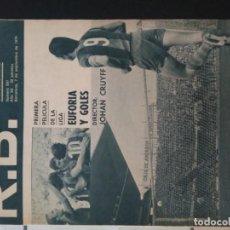 Coleccionismo deportivo: REVISTA BARCELONISTA. Lote 195091917