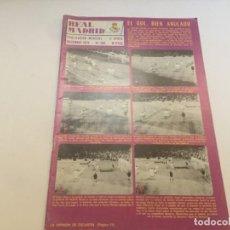 Coleccionismo deportivo: REVISTA REAL MADRID Nº 283 DICIEMBRE 1973 REAL MADRID ATLETICO. Lote 195159371