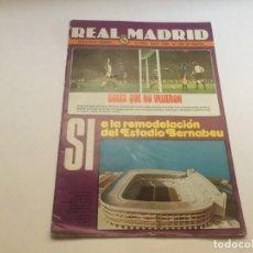 Coleccionismo deportivo: REVISTA REAL MADRID Nº 360 MAYO 1980 REAL MADRID HAMBURGO COPA EUROPA. Lote 195159613